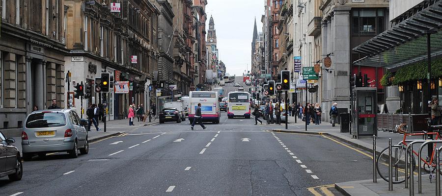 St Vincent Street